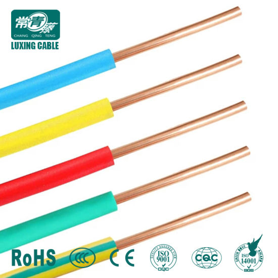 China 1mm Cable/1.5mm Stranded Wire Cable/1mm Solid Wire Single Core ...