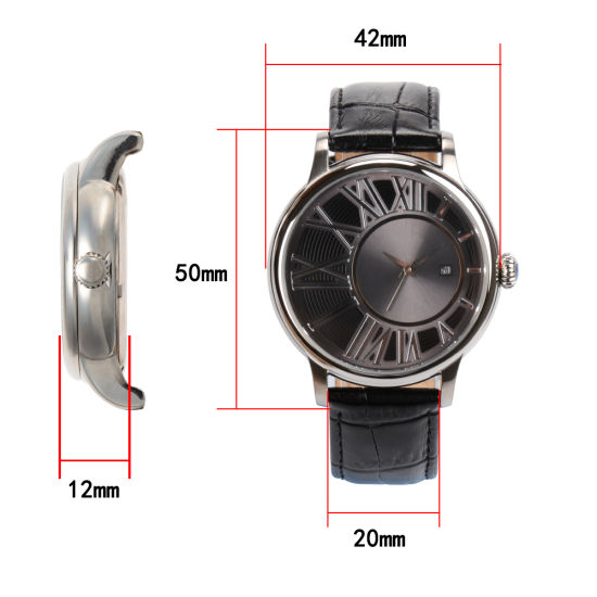 Stainless Steel Waterproof Wristband Fashion Sport Quartz Men Fashion Watch pictures & photos
