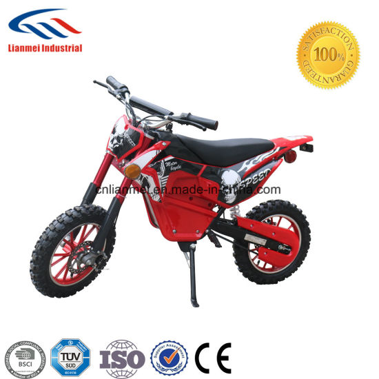 Kids Electric Dirt Bike Electric Mini Moto Pocket Bike pictures & photos