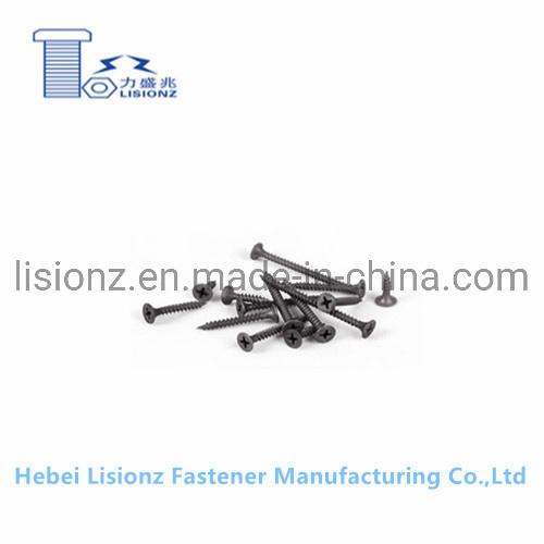 C1022A Material Bugle Head Drywall Screws Blackphosphated/Zinc Plated