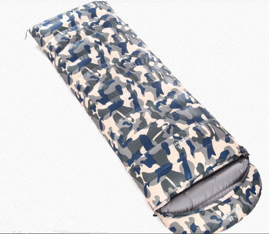 New Design Camouflage Envelope Sleeping Bag pictures & photos