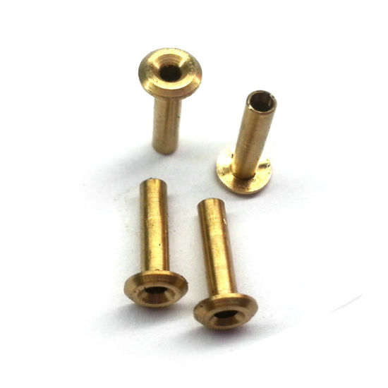 Spare Parts Brass Tubular Rivet pictures & photos