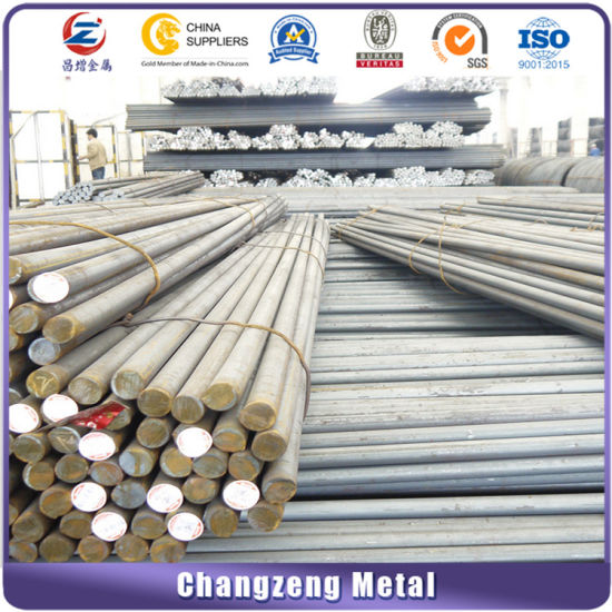 ISO Certification Polished Stainless Steel Round Bar Steel pictures & photos