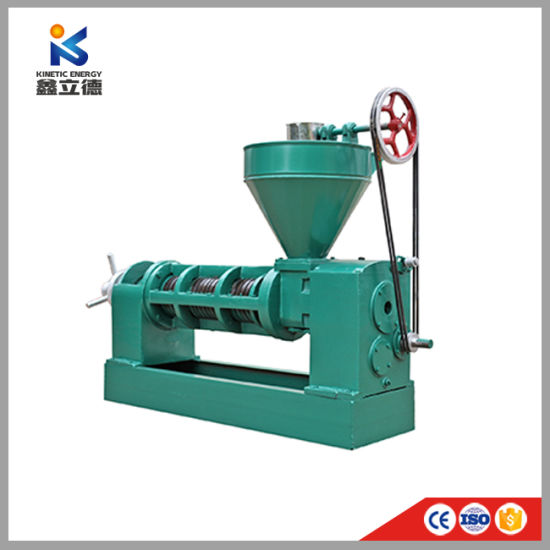Mini Home Use 6yl-68 Screw Cold Oil Press Sunflower Oil Extruder for Sale