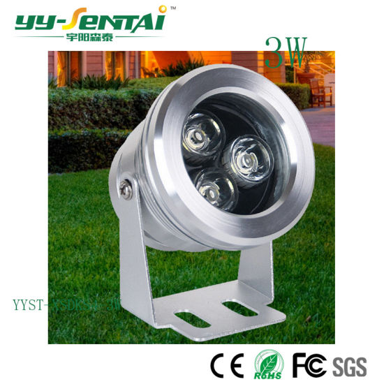LED Waterproof 3W High Quality Spotlight pictures & photos