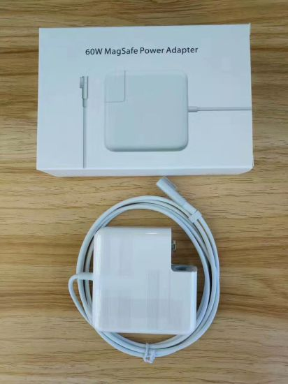 60W L-Tip Laptop Power Charger Adapter for Apple MacBook A1435/A1465/A1425/A1502