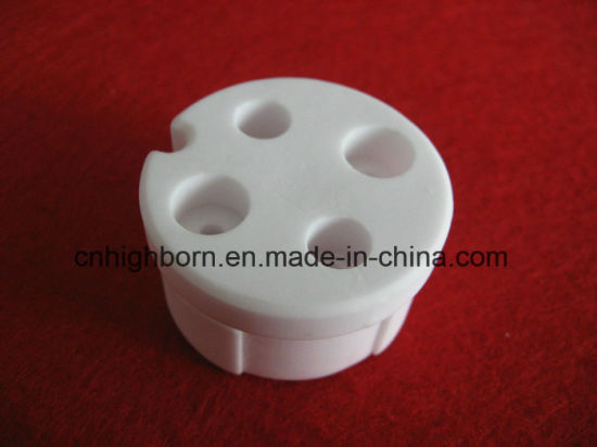Stable Tolerance Alumina Ceramic Insulator pictures & photos