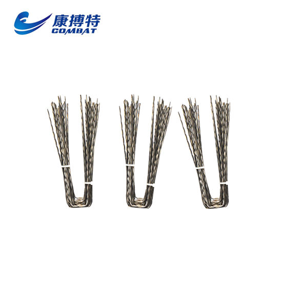Tungsten Filament Wire Tungsten Heater Element Metal Wire Tunsgten Electronics Wire W Electronics Coil Tungsten Wire pictures & photos