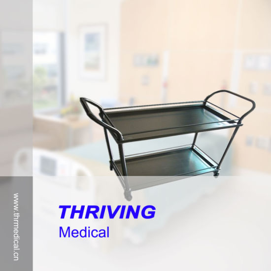 Stainless Steel Medical Instrument Trolley pictures & photos
