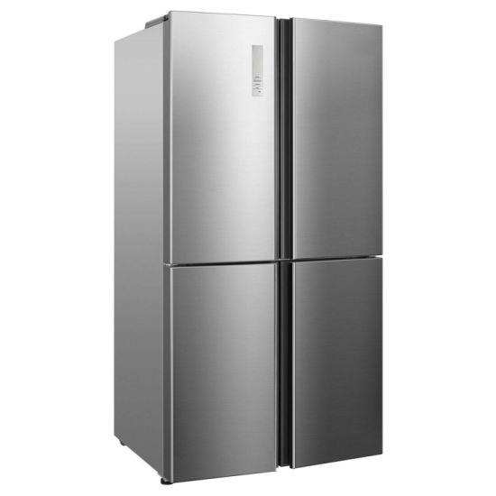220V 50Hz No Frost Multi Four Doors Inverter Side by Side Refrigerator Freezer