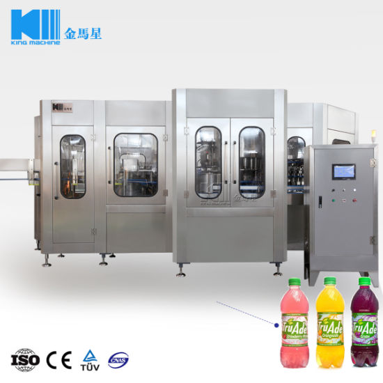 Hot Sale Coconut Water Processing Machine for Glass Bottle