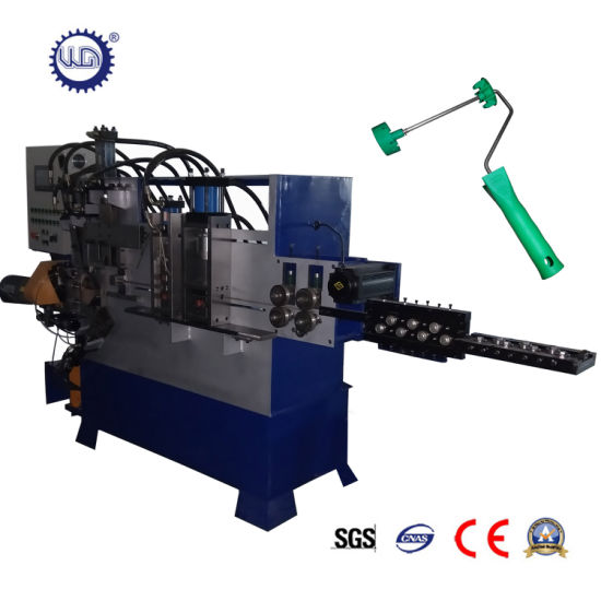 Automatic Paint Roller Frame Making Machine (GT-PR-8R)
