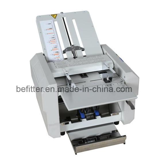 desktop economy Chinese paper folder machine