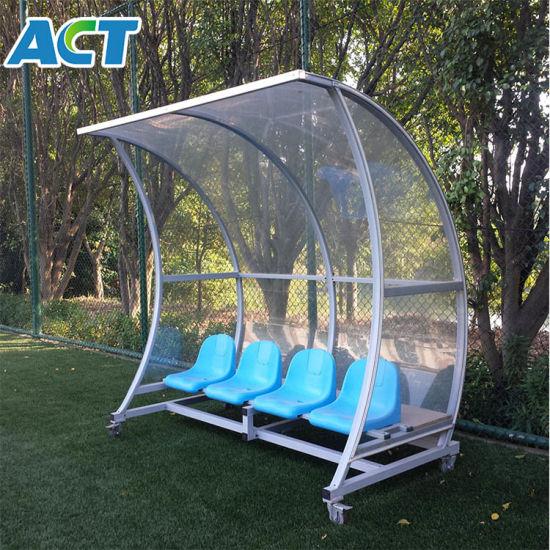 Astounding China Soccer Substitute Bench Seats For Players Football Creativecarmelina Interior Chair Design Creativecarmelinacom