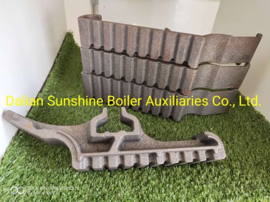 Customized Grate Bars Chain Grate Spare Parts for Boiler