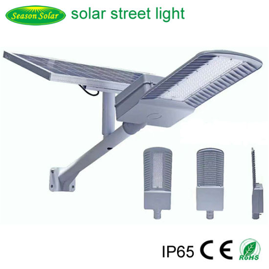 High Power LED Lighting Fixture Outdoor Solar Street Light for Pathway Project Lighting pictures & photos