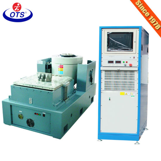 Three Axis High Frequency Vertical Horizontal Vibration Test Machine