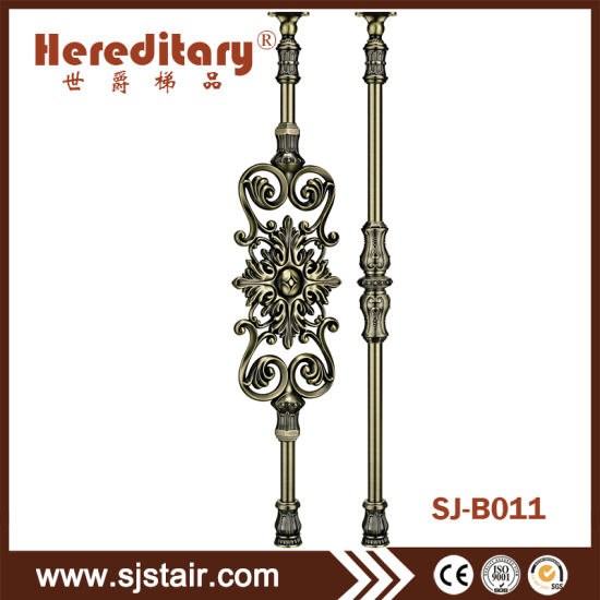 Aluminum Railing Parts/Balustrade for Staircase Home Decor
