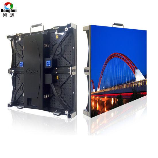 HD Advertising Screen P3.91 Indoor Rental Stage LED Display