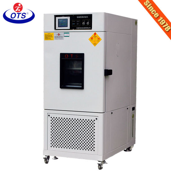 High Accuracy Environmental Programmable Temperature and Humidity Test Equipment