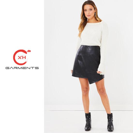 Xh Garment Girls Sexy Short Skirt