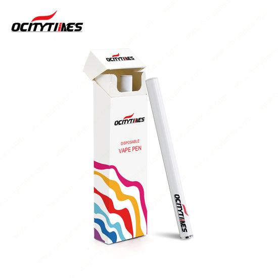 500 Puffs E Shisha Vape Pens Mini Disposable E Hookah Vape Pen with Factory  Price