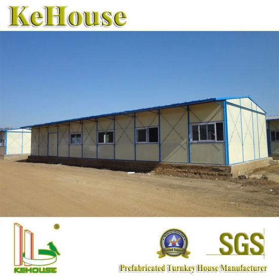 China Oman Steel Structure Modular Prefabricated House - China