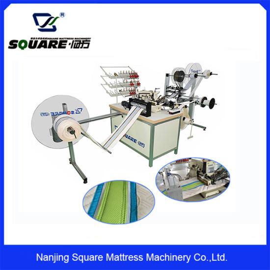 China Mattress 3D Border Zipper Stitching Quilting Machine - China