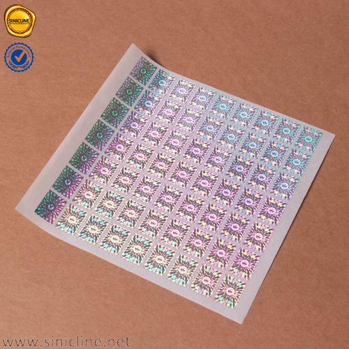 China Customized Size Clear Label Stickers Printing Private