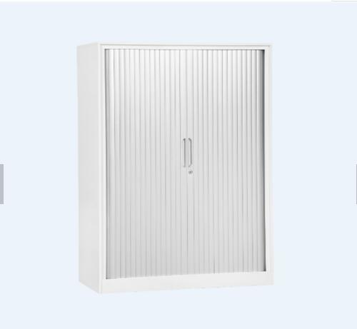 Plastic Tambour Doors Steel Cupboard Rolling Shutter Door Filing Cabinet pictures & photos