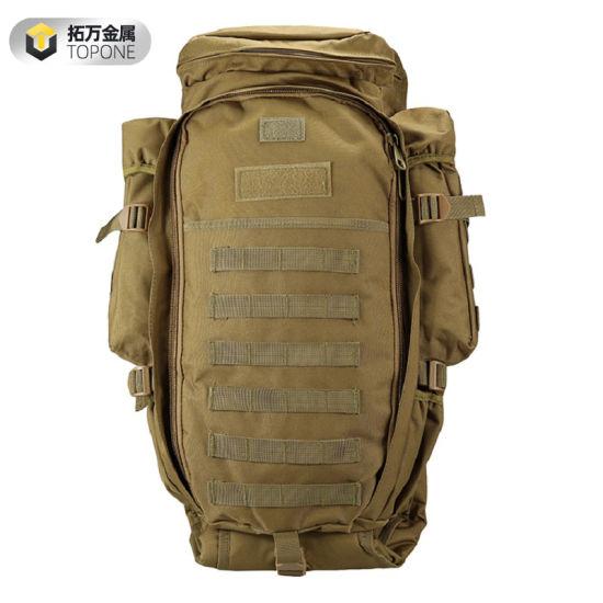 Canvas Tote Zipper Bag Air Soft Assault Waterproof for Camping