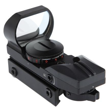 Tactical Reticle Red DOT Sight for 22 mm Rails (BM-RSK6018)