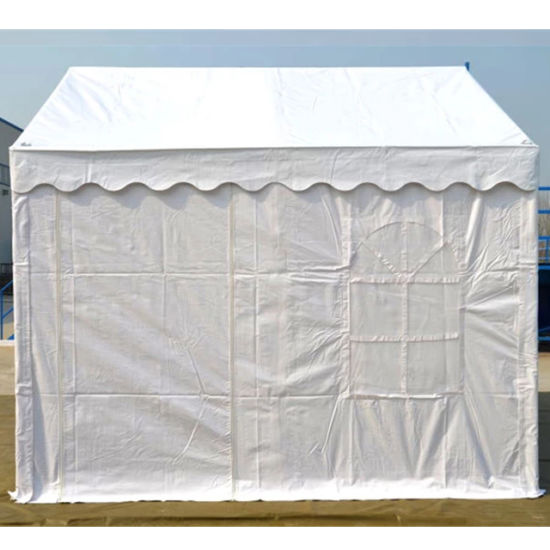 Portable Easy to Install Outdoor White Party Tent
