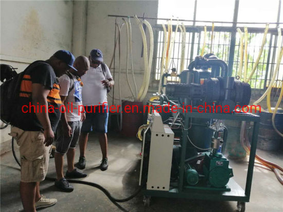 2020 Hot Selling New Edition Oil Purifier Applied for Transformers Maintenance