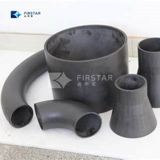 Abrasive Sisic Silicon Carbide Pipe Elbow Linings