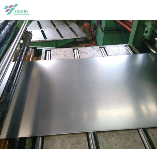 Gi Material Hot Dipped Galvanized Steel Zinc Plate