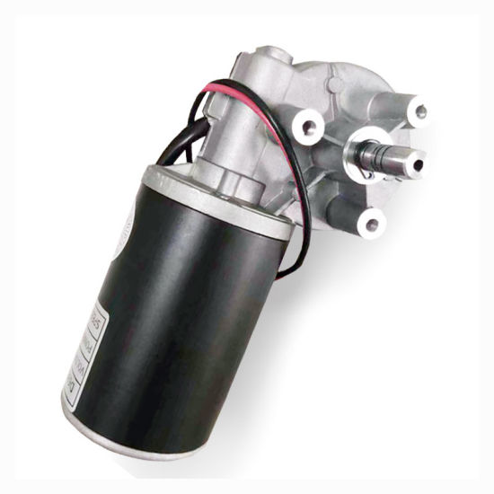 63mm 24V 180rpm Low Speed Electric DC Gear Motor