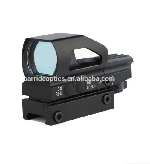 Tactical Reticle Red DOT Open Reflex Sight for 22 mm Rails (BM-RSK6009)