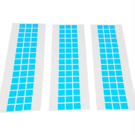 0.025 yd White 3M 8805 SQUARE-23MM-100 Thermally Conductive Adhesive Transfer Tape 8805 0.91 Wide Pack of 100 Length 0.91 Wide