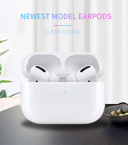 2020 Hot Selling Tws Wireless Bluetooth Earbuds/Earphones/Headphones/Headset for Air Pods PRO