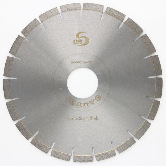 Factory Wholesale Granite Cutting Disc 300mm 12inch Normal and Silent Diamond Saw Blade Construction Tools