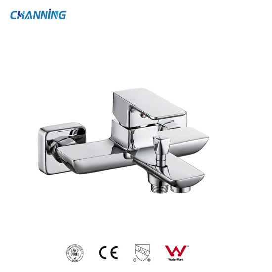 Chaning Wall-Mounted Bathroom Shower Faucets Brass Single-Lever Bath Taps and Mixers (QT-23 3101)