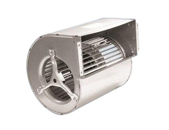 Single Inlet Forward Curved Wheel Double Inlet Metal Impeller 12V 24V Blde Stepless Speed Dual Inlet Blower Centrifugal Fan