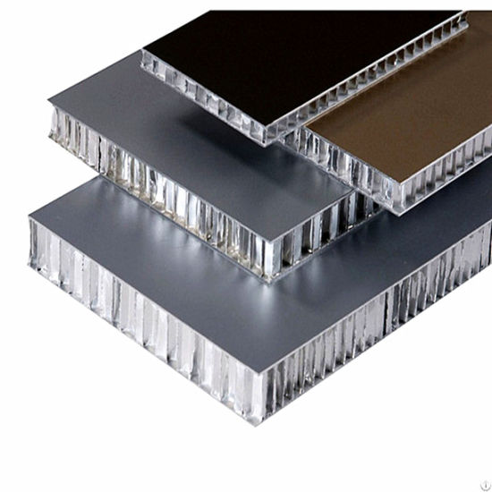 Insulated Interior Wall Panel Aluminium Honeycomb Cladding Panel (ACE 21-22)