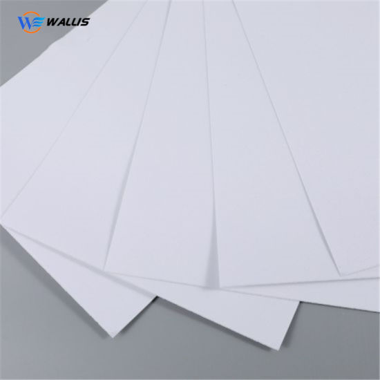 High Quality Recycled White Plastic Printable Offset Printing PVC Polycarbonate Sheet for ID Card Production