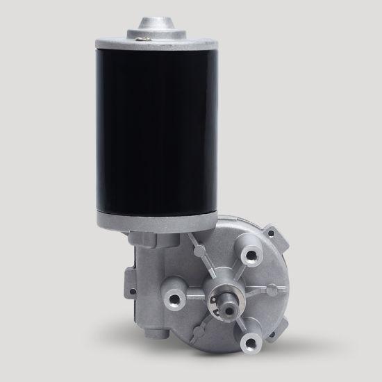 Customized Worm Gear Motor DC 12V Sewing Machine Motor