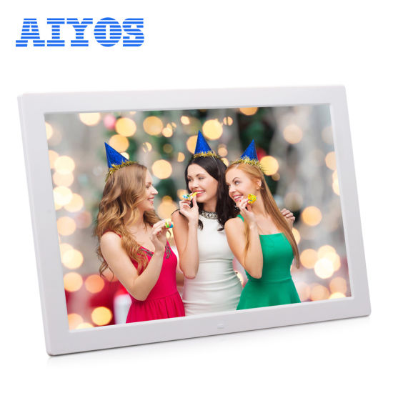 China New IPS Full HD Screen Best 15 Inch Digital Photo Frame with ...