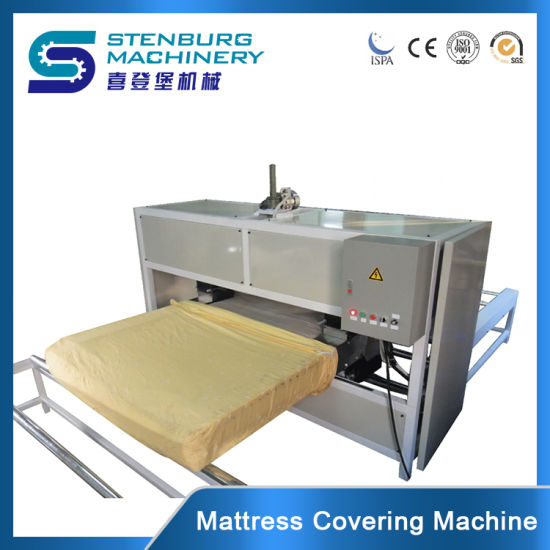 Foam and Latex Mattress Covering Machine (TD-200)