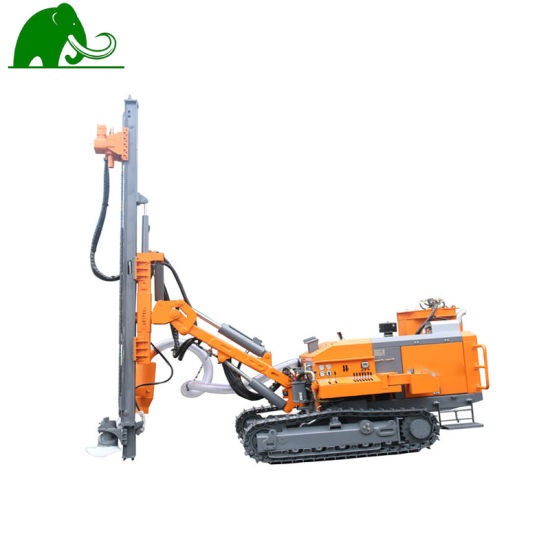 Hot New Arrival The Wholesale Price Chinese Truck Anchoring Mining Jumbo / Rock Drill Machine With100-350m