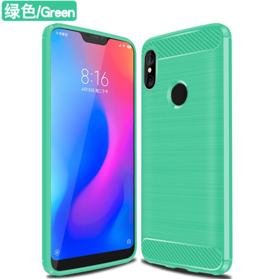 hot sale online 5d92b 565fc Factory Price Aramor Cell Phone Cases Covers for Xiaomi Mi A2 Lite
